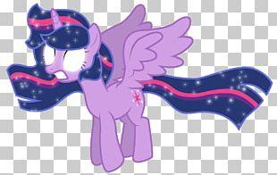 My Little Pony Twilight Sparkle Winged Unicorn Mane PNG