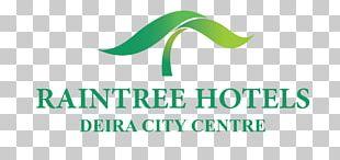 RAINTREE HOTEL Logo City Centre Deira Product Design Brand PNG