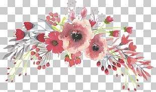 Watercolour Flowers Watercolor Painting Watercolor: Flowers Drawing PNG