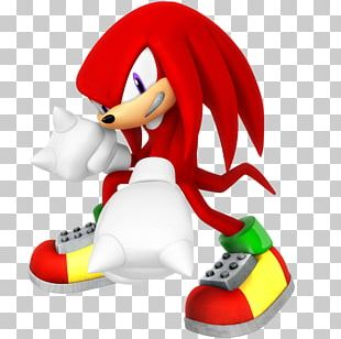 Sonic Generations Sonic & Knuckles Sonic & Sega All-Stars Racing Knuckles The Echidna Sonic The Hedgehog PNG