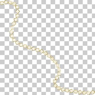 Body Jewellery Necklace Chain Jewelry Design PNG