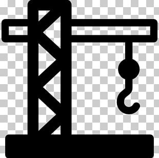 Crane Architectural Engineering Computer Icons Building Industry PNG