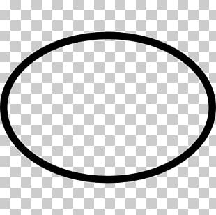 Ellipse Shape Circle Oval PNG