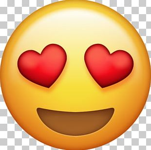 Emoji Heart IPhone Love PNG