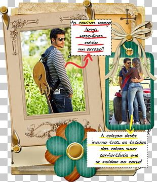 Human Behavior Recreation Scrapbooking Page Layout PNG