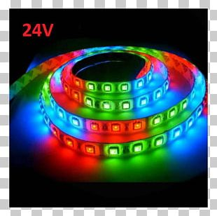 LED Strip Light Light-emitting Diode RGB Color Model LED Lamp PNG