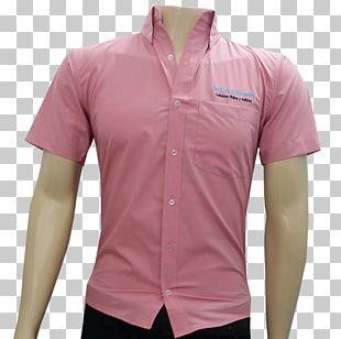 T-shirt Sleeve Collar Button PNG