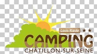 Châtillon-sur-Seine Campsite Camping Logo PNG
