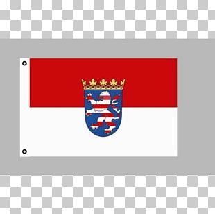 Hesse Flag Fahne States Of Germany Battle Of Trenton PNG