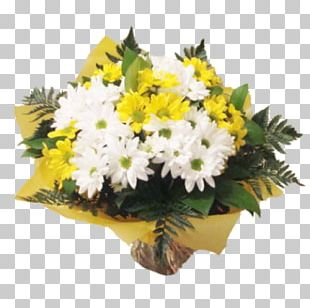 Flower Bouquet Transvaal Daisy Floral Design Birthday PNG