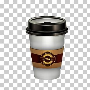 Coffee Cup Tea Take-out Cafe PNG