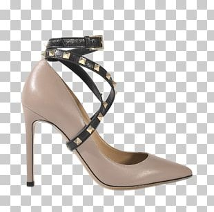 Valentino SpA Court Shoe High-heeled Shoe Strap PNG