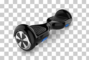 Electric Vehicle Self-balancing Scooter Electric Kick Scooter Skateboard PNG