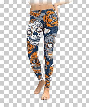 Leggings Calavera T-shirt Skull Clothing PNG