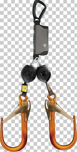 SKYLOTEC Carabiner Peanut Fall Arrest Meter PNG