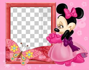 Minnie Mouse Mickey Mouse Frames Photography PNG