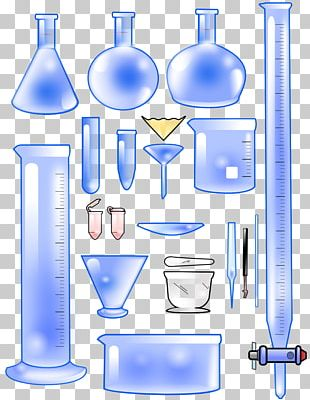 Test Tubes Laboratory Glassware Chemistry Laboratory Flasks PNG