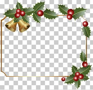 Christmas Ornament Borders And Frames Christmas Decoration PNG