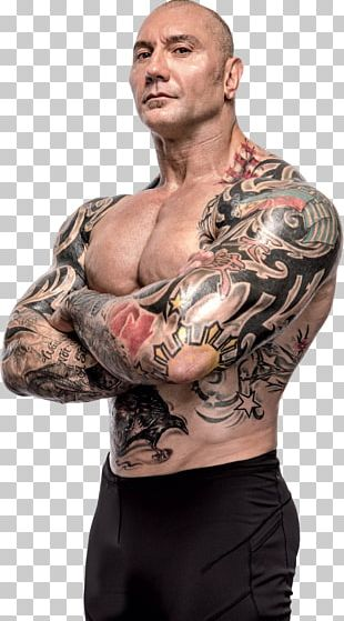Dave Bautista WWE Backlash Muscle & Fitness Professional Wrestler PNG