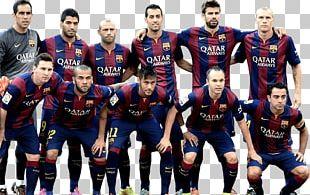 2015–16 FC Barcelona Season UEFA Champions League La Liga Football PNG