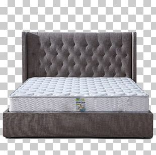 Bed Frame Mattress Box-spring Bed Size PNG