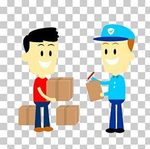 Mail Carrier Parcel PNG