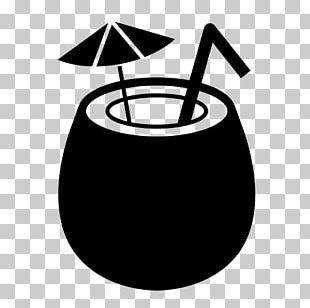 Coconut Water Black And White Coconut Milk PNG