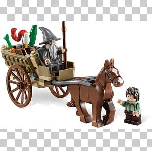 Gandalf Lego The Lord Of The Rings Frodo Baggins Lego Minifigure PNG