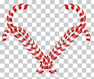Candy Cane Stick Candy Peppermint PNG