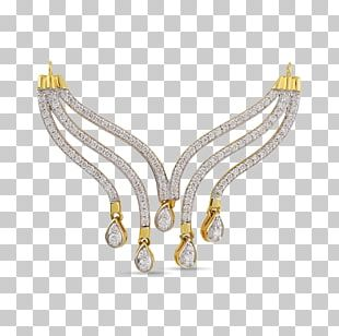 Necklace Earring Jewellery Mangala Sutra Gold PNG
