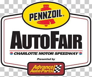 Charlotte AutoFair Logo Charlotte Motor Speedway Brand The War Of The Worlds PNG