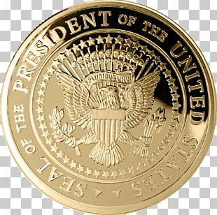 Seal Of The President Of The United States Medal US Presidential Election 2016 PNG