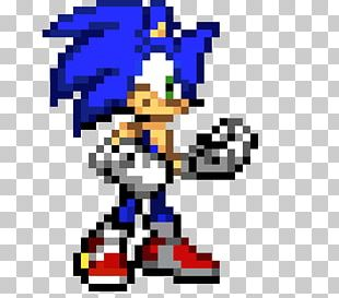 Sonic The Hedgehog 2 Sonic Advance Sprite Video Game PNG