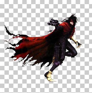 Vincent Valentine Dirge Of Cerberus: Final Fantasy VII Yuffie Kisaragi Sephiroth PNG