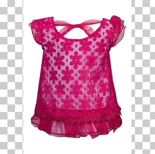 Blouse Dress Tunic Lace Girl PNG
