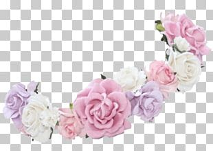 Flower Crown Snapchat Filter PNG