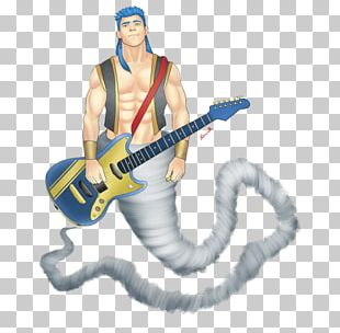 Genie Electric Guitar Acoustic Guitar String Instruments PNG