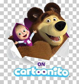 Masha Bear Stuffed Animals & Cuddly Toys Doll Kidscreen Awards PNG