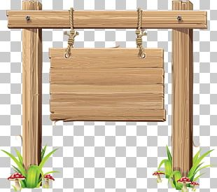 Wood Frame Illustration PNG