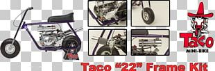 Wheel Minibike Taco Motorcycle Accessories PNG