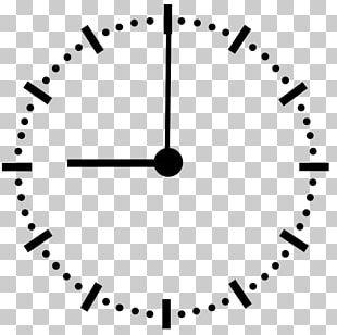 Clock Face Analog Watch Alarm Clocks PNG