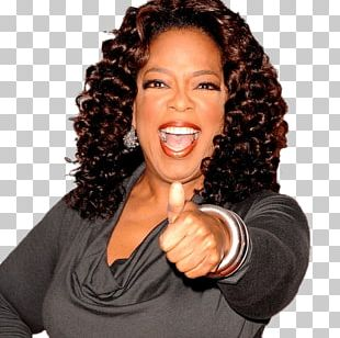 Oprah Winfrey Thumbs Up PNG