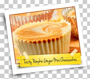 Pumpkin Pie Cheesecake Cream Calabaza Frozen Dessert PNG