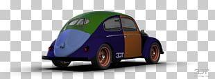 Volkswagen Beetle Car Motor Vehicle Brand PNG