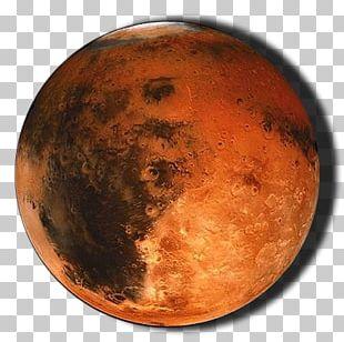 Earth Mars Terrestrial Planet Solar System PNG