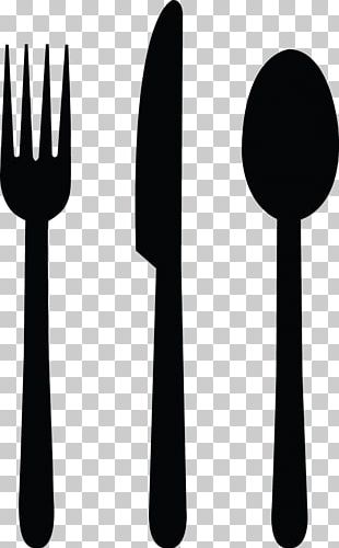 Knife Fork Spoon Cutlery PNG