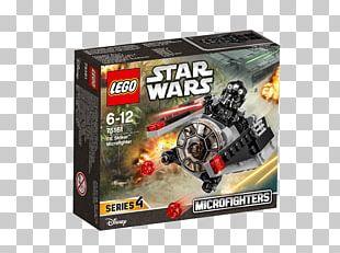 LEGO Star Wars : Microfighters Toy LEGO 75154 Star Wars TIE Striker PNG