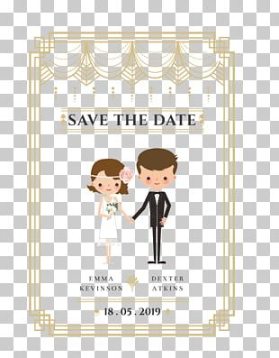 Wedding Cartoon Marriage PNG