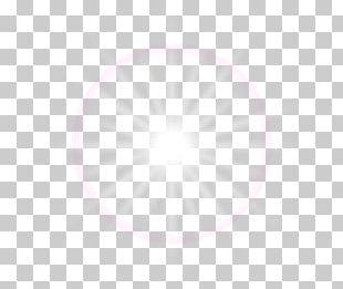 Circle Lens Flare PNG