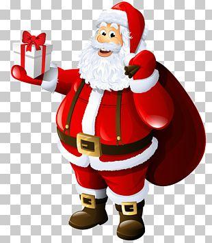 Mrs. Claus Santa Claus Gift PNG
